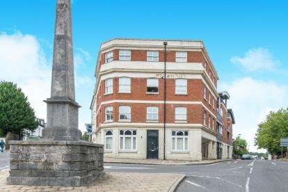 1 Bedroom Flat for sale in Sussex Street, Winchester, Hampshire