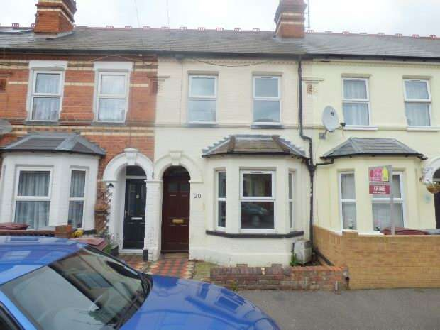 3 Bedrooms Terraced House for sale in Catherine Street, West Reading,