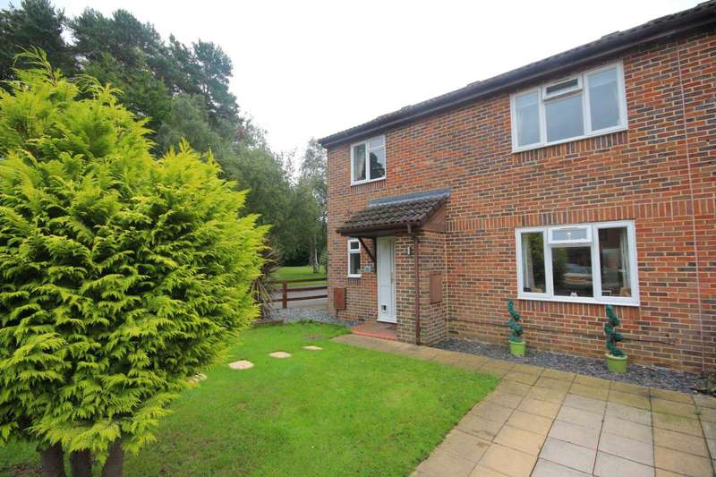 3 Bedrooms End Of Terrace House for sale in Bruton Way, Forest Park