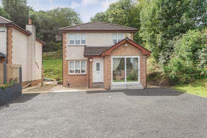 3 Bedrooms Detached House for sale in Brediland Road, Paisley