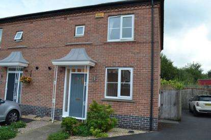 3 Bedrooms Semi Detached House for sale in Lyndale Court, Winsford, Cheshire, England