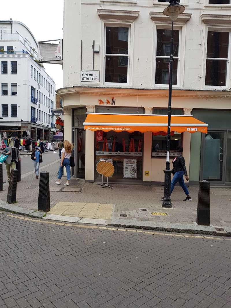 Restaurant Commercial for sale in Greville Street, London