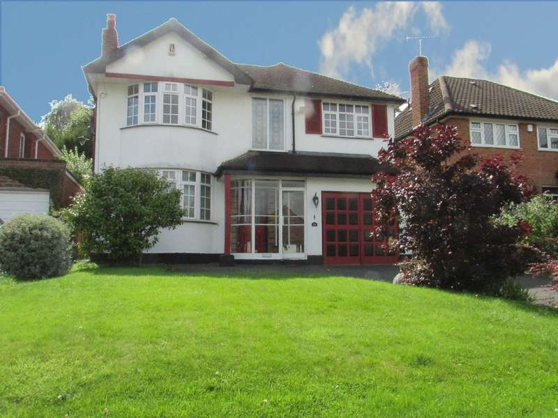 4 Bedrooms Detached House for rent in Maney Hill Road, Sutton Coldfield
