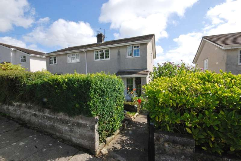 4 Bedrooms Semi Detached House for sale in Geraints Way, Cowbridge, Vale of Glamorgan, CF71 7AY