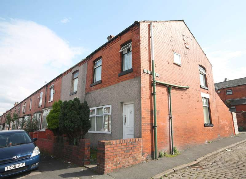 3 Bedrooms Terraced House for sale in Eustace Street, Great Lever, Bolton, BL3 2HH