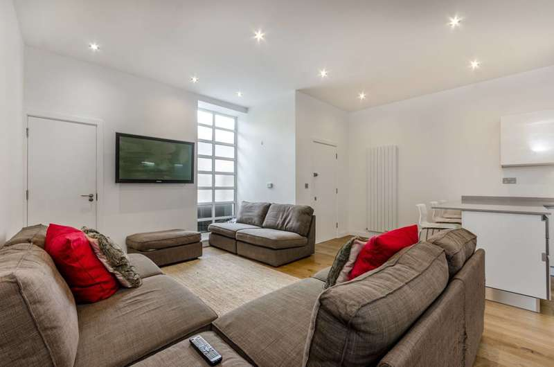 3 Bedrooms Flat for sale in Alfred Street, Bow, E3