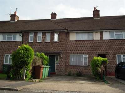 3 Bedrooms Terraced House for sale in Coles Crescent, South Harrow