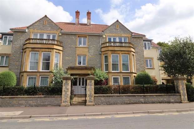 1 Bedroom Flat for sale in Tor View Court, Somerton Road, Street