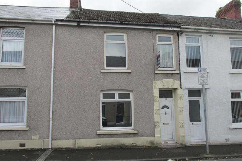 3 Bedrooms Detached House for sale in Williams Street, Pontarddulais, Swansea