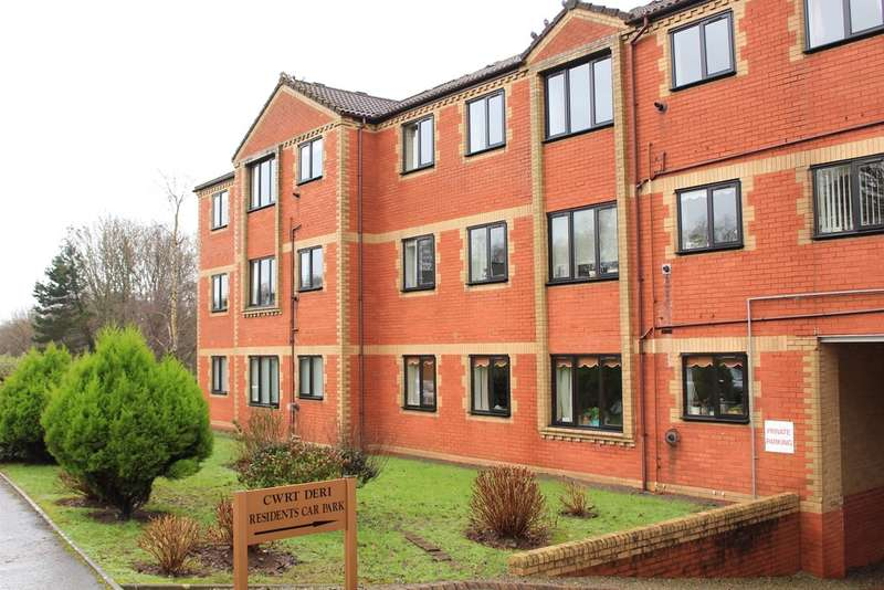 2 Bedrooms Retirement Property for sale in Heol Y Felin, Rhiwbina, Cardiff
