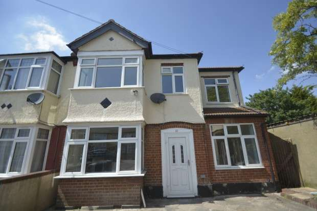 5 Bedrooms Semi Detached House for sale in Lakehall Gardens, Thornton Heath, CR7