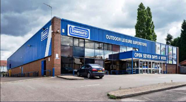 Commercial Development for sale in TOWSURE PRODUCTS LTD, LONG LANE, HALESOWEN, B62 9EF, Long Lane, Halesowen