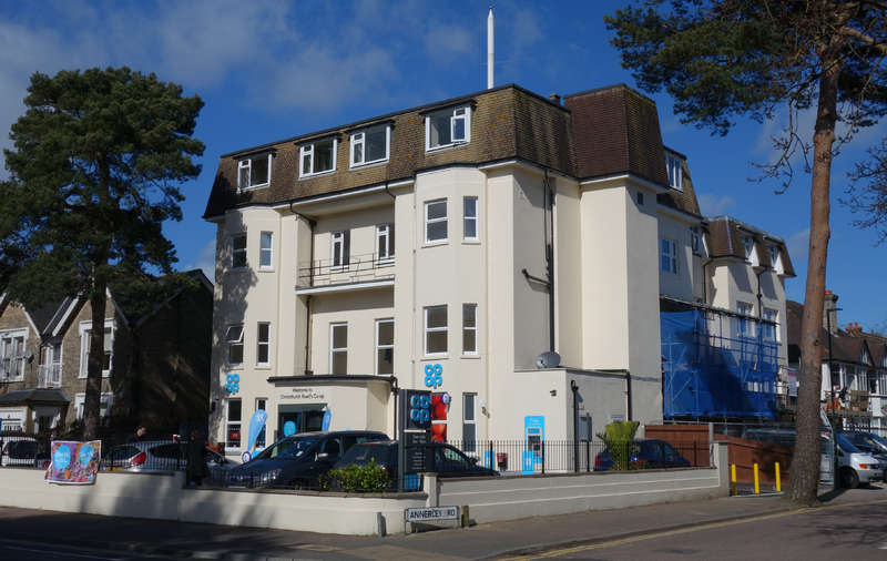 Block Of Apartments Flat for sale in BOURNEMOUTH, Dorset