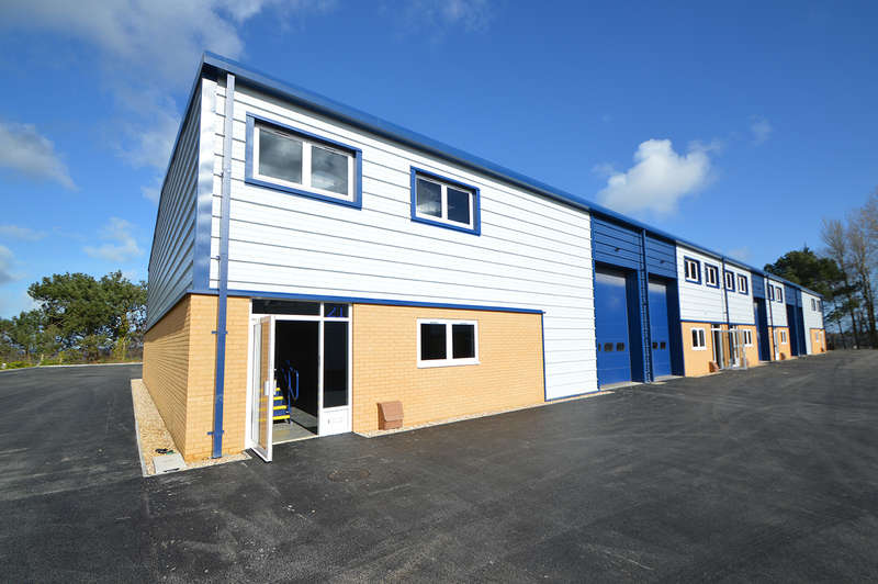 Warehouse Commercial for sale in Unit 16, Block B, The Glenmore Centre, Fancy Road, Poole, BH12 4QH