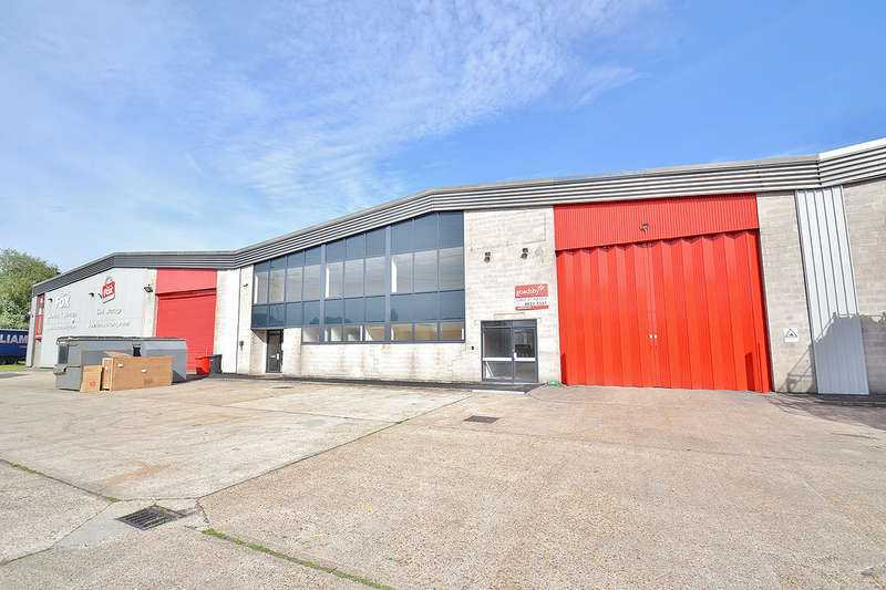 Warehouse Commercial for rent in Unit 37 South Hampshire Industrial Estate, Stevenson Road, Totton, Southampton, SO40 3YD