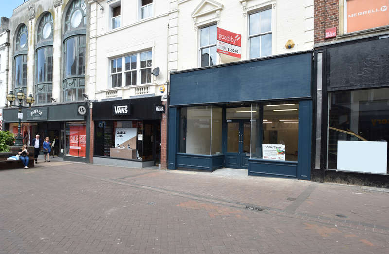 Shop Commercial for rent in 75 & 77 Old Christchurch Road, Bournemouth, Dorset BH1 1EW