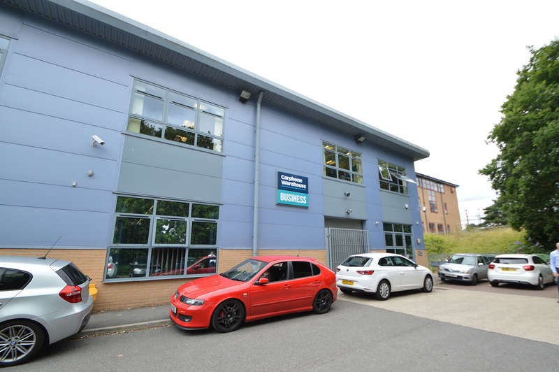 Warehouse Commercial for sale in Unit 23 Branksome Business Park (Investment), Bourne Valley Road, Poole, BH12 1DW