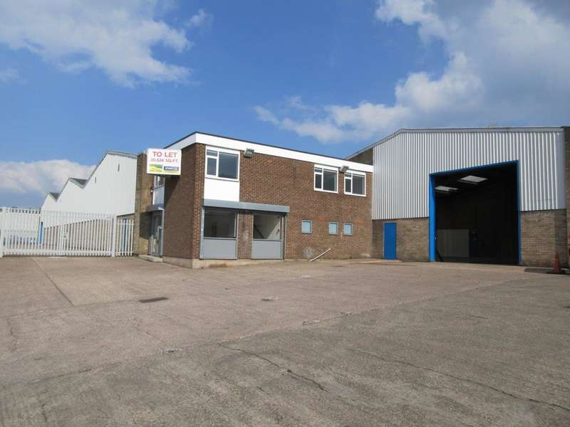 Light Industrial Commercial for rent in Unit 4 Shaw Road,Bushbury,Wolverhampton,West Midlands,WV10 9LA, Bushbury, Wolverhampton