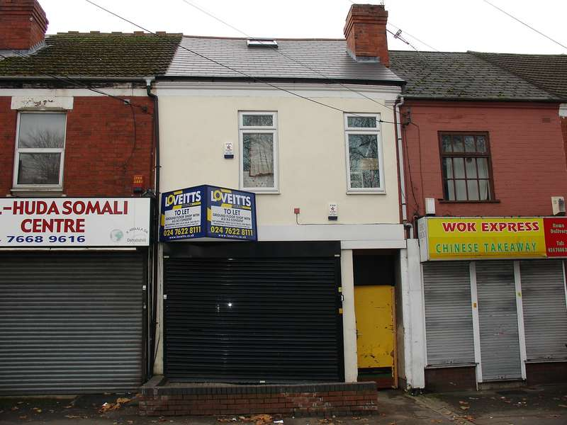 Commercial Development for sale in 13 Station Street West,Coventry,West Midlands,CV6 5NA, Coventry