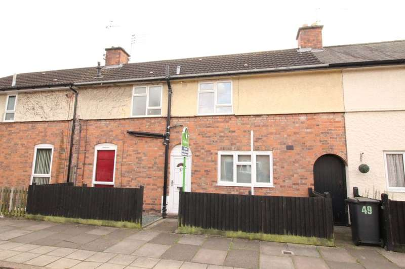 3 Bedrooms Property for sale in Shakespeare Street, Leicester, LE2