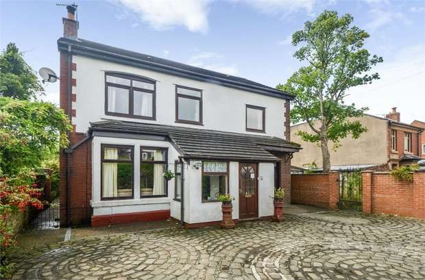 5 Bedrooms Detached House for sale in Rossall Road, Chorley, Lancashire