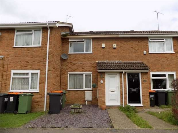 2 Bedrooms Terraced House for sale in Carina Drive, Leighton Buzzard, Bedfordshire