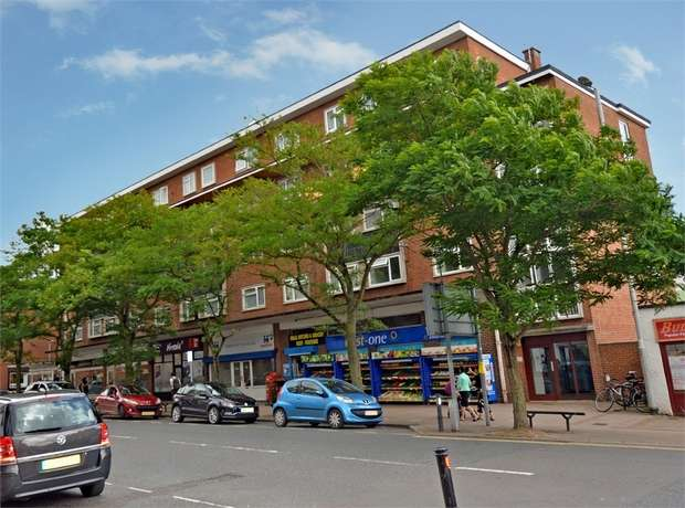 1 Bedroom Flat for sale in Sidwell Street, EXETER, Devon