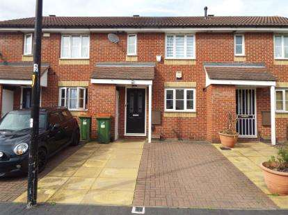 2 Bedrooms Terraced House for sale in Beckton