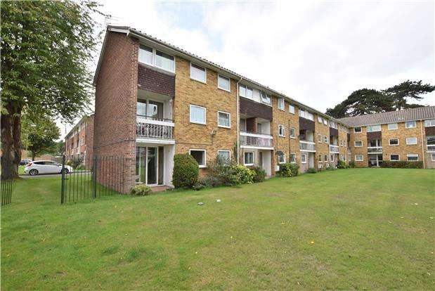 2 Bedrooms Flat for sale in Wykeham Crescent, Oxford, OX4 3SB