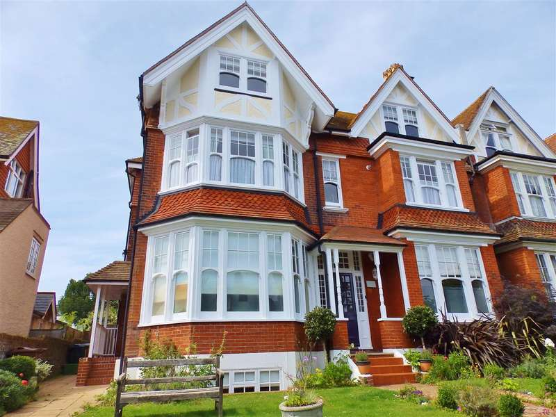 2 Bedrooms Apartment Flat for sale in Milnthorpe Road, Eastbourne