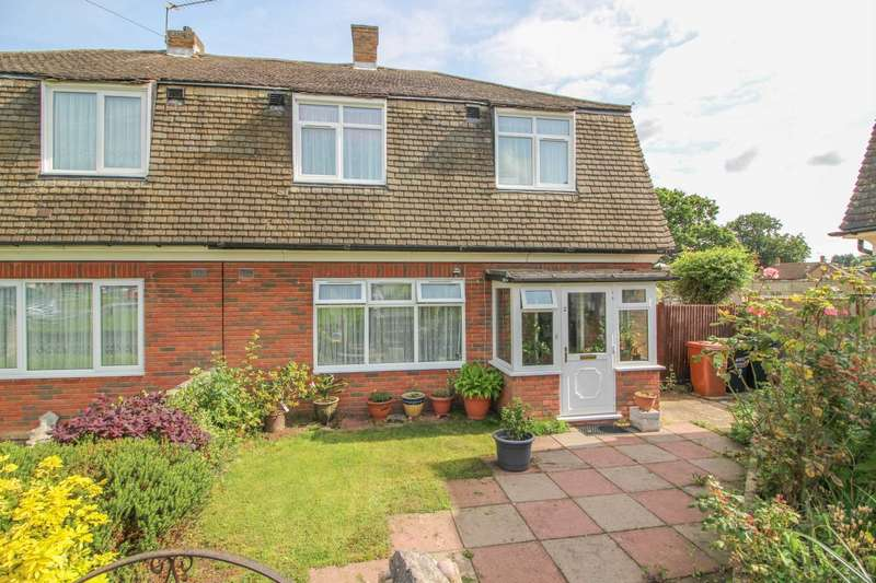 3 Bedrooms Semi Detached House for sale in Falkirk Gardens, South Oxhey