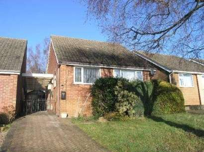 2 Bedrooms Bungalow for sale in Old Vicarage Close, Littleover, Derby, Derbyshire