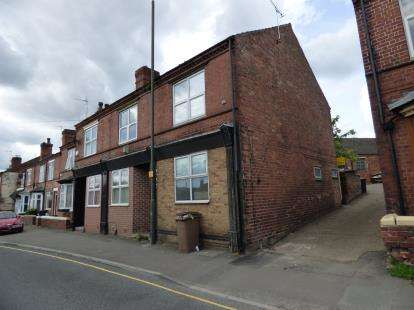 2 Bedrooms Flat for sale in Granby Street, Ilkeston