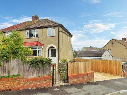 3 Bedrooms Semi Detached House for sale in Gages Road, Kingswood, Bristol, City Of Bristol