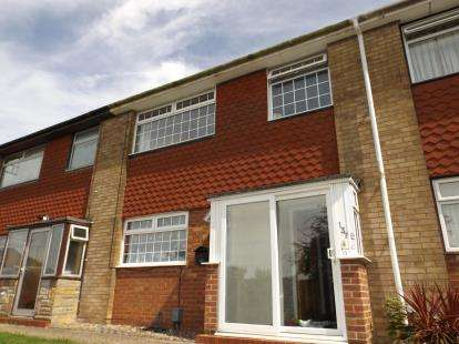3 Bedrooms Terraced House for sale in Brendon Avenue, Luton, Bedfordshire, England