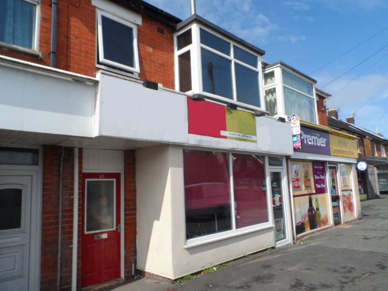 Cafe Commercial for sale in Common Edge Road, BLACKPOOL, FY4 5AX
