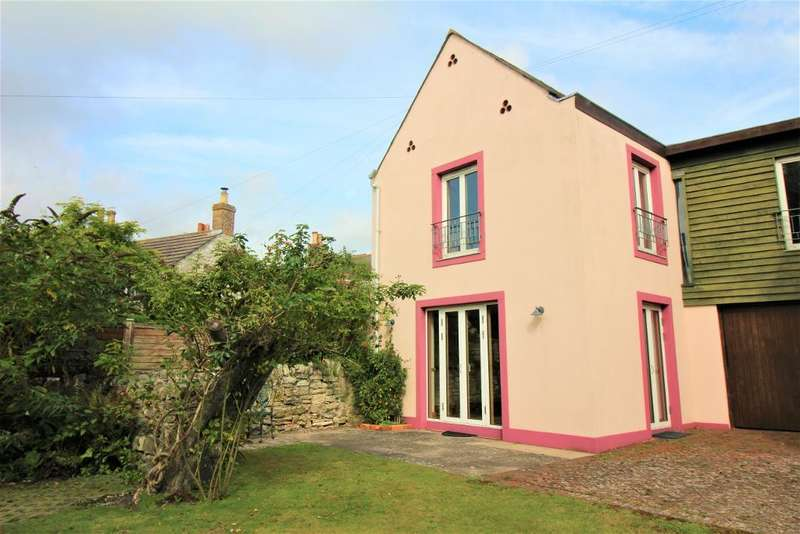 2 Bedrooms Semi Detached House for rent in Ellwell Street, Upwey, Weymouth, Dorset, DT3 5QF