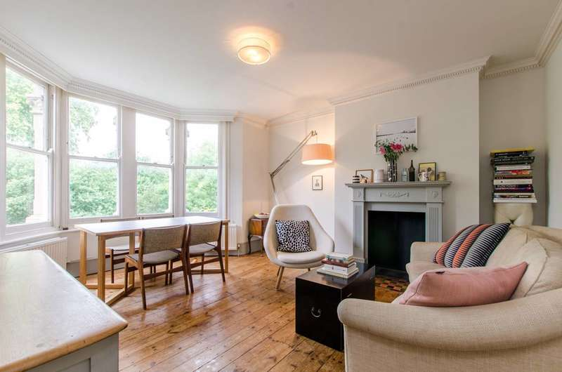 3 Bedrooms Flat for sale in Raleigh Gardens, Brixton Hill, SW2