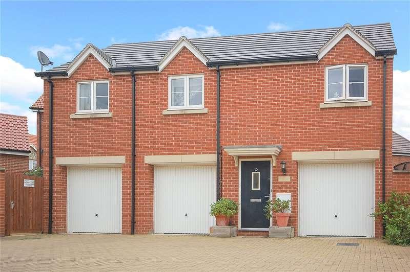 2 Bedrooms Flat for sale in Bailey Mews, Old Sarum, Salisbury, Wiltshire, SP4