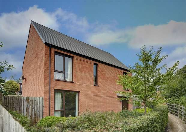 4 Bedrooms Detached House for sale in 33 Partridge Drive, Ketley, Telford, Shropshire