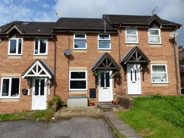 2 Bedrooms Terraced House for sale in Brynheulog, Brynmenyn, Bridgend, Mid Glamorgan