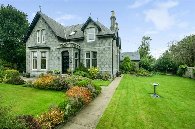 4 Bedrooms Detached House for sale in Bankhead Road, Bucksburn, Aberdeen