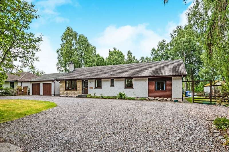 4 Bedrooms Detached House for sale in Birchfield Craigdarroch Drive, Contin, Strathpeffer, IV14