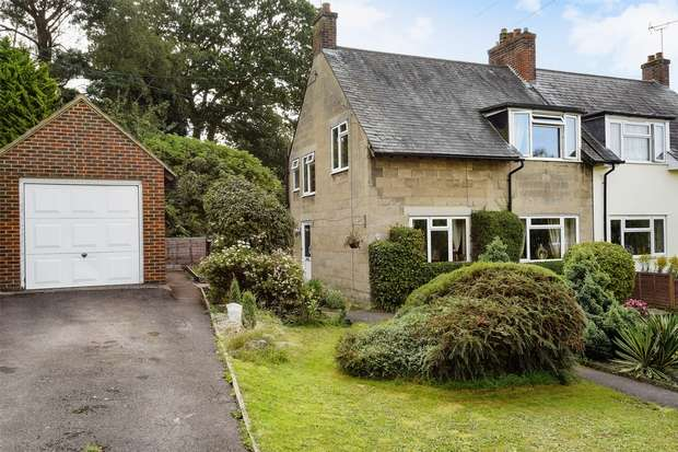 3 Bedrooms Cottage House for sale in School Hill, CROWTHORNE, Berkshire