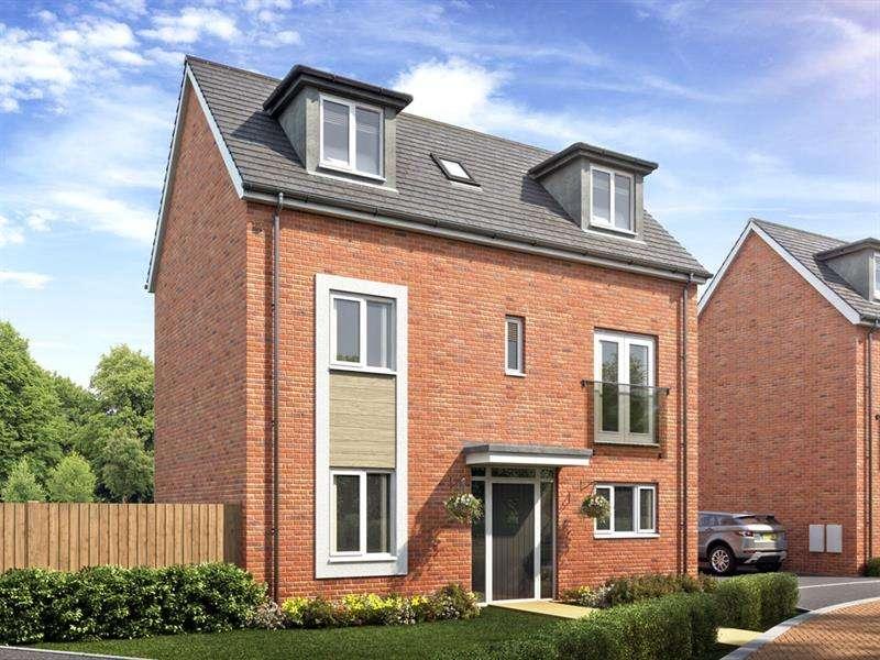 4 Bedrooms Detached House for sale in PLOT 82 & PLOT 83, RESERVED Cofton Grange, Cofton Hackett