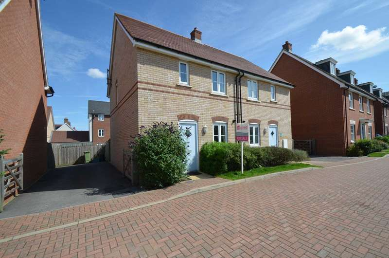 3 Bedrooms Semi Detached House for sale in Newton Leys
