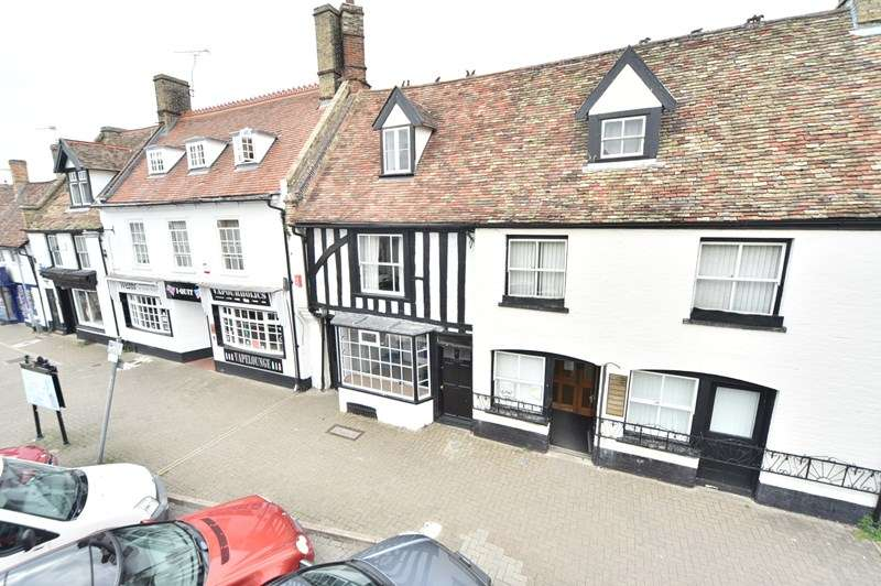 4 Bedrooms Terraced House for sale in Market Place, Mildenhall, Bury St. Edmunds