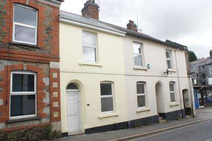 2 Bedrooms Terraced House for sale in Liskeard, Cornwall, United Kingdom