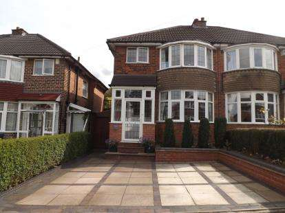3 Bedrooms Semi Detached House for sale in Apsley Road, Oldbury, Birmingham, West Midlands