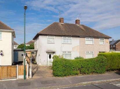 3 Bedrooms Semi Detached House for sale in Tremayne Road, Nottingham, Nottinghamshire